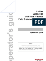 46016272 Collins WXR 2100 Operators Guide