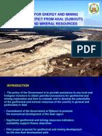 Djibouti Geothermal