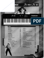 FATAR - StudioLogic Midi Controller SL-161 «» SL-61 manual ENGLISH