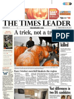 Times Leader 10-30-2011