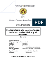Guia Docent Metodologia 2011-12 (Cast)