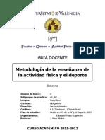 Guia Docente Metodologia 2011-12 _cast