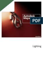 Autodesk Maya 2008 Lighting