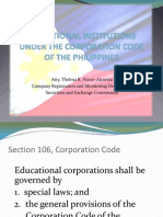 Corp Code of the Phil Atty Victor Alcoriza