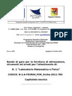 CAPITOLATO-TECNICO--Scienze