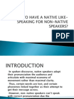 Connected Speech PPT