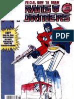 Como Desenhar Transformers