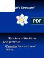 Atomic Structure 10 1