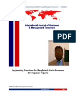 Rashid, M.M  (2011), Engineering Functions for Bangladesh Socio-Economic Development Aspects, International Journal of Business and Management Tomorrow, Vol. 1(1) :1-11; (India); Retrieve from  http://www.ijbmt.com/issue/35.pdf