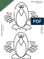 penguen-boyama-sayfasi