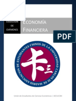 Colección de Exámenes de Economía Financiera