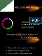 Safety & Health Programs-GPCY