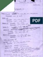Statistics Guidlines 2011