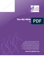 The NLI White Papers on Leadership Values and Nation