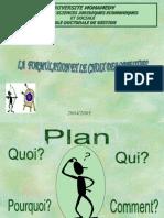 La Formulation Et Le Choix Des Objectifs