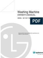 Wft657 User Manual
