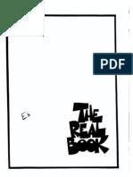 Real Book Pdf Eb
