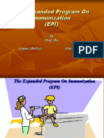 The Expanded Program on Immunization Lecture