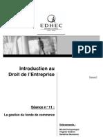 Droit de l'Entreprise > Scéance 11 > séance 11_2006