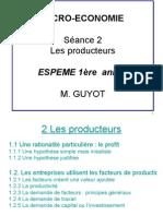 Micro > Scéance 2 > I Micro économie séance 2