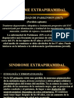 Sintomas extrapiramidales y piramidales
