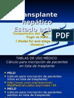 Transplante Hepático 2005