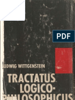 Witt Gen Stein Tractatus Logico Philosophic Us