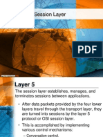 Session and Presentation Layer