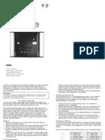 ARIA manual