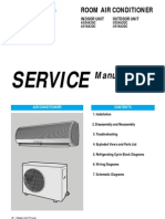 Samsung AS18A2QC service manual
