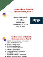 View Graphs Fundamentals Satellite Communication Part 1