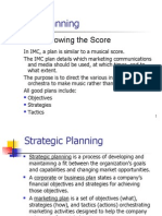 6 IMC Planning