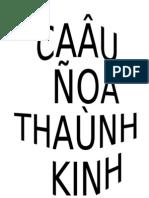Cau Do Thanh Kinh