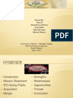 Kudler Fine Food Virtual Organization Strategy Presentation