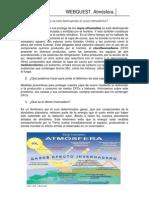 WEBQUEST ATMOSFERA 2°PARTE