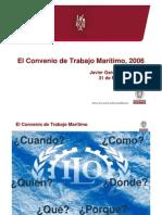 1 -  Comité Tecnico - El Convenio de Trabajo Marítimo