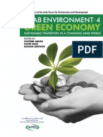 Green Economy Arab Report 2011