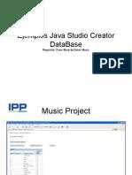 Taller Java Studio Creator