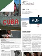 Viva Cuba dossier pédagogique