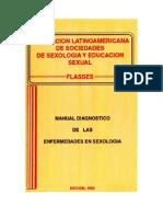 Manual de Dianostico de Las Enfermedades en Sexologia
