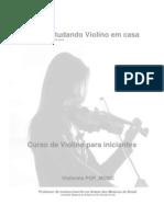 Estudando Violino Em Casa