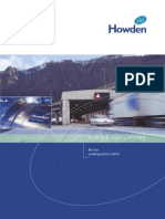 Brochure Industries Tunnel Ventilation