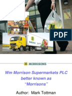 strategy analysis in morrisons marketing essay A sample essay on the marketing strategy and mission statement of a restaurant.