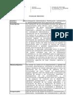 Ficha proceso Contrataciones