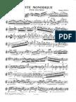 Bozza - Suite Monodique (Solo Oboe)