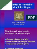 Alimentacion Adulto Mayor UA