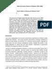 Evaluation of Pakistan Macro Policy 47-2008