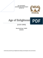 Enlightenment Age