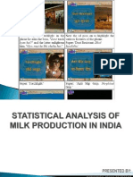 Milk Production Presentation