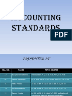 Accounting Standards 22